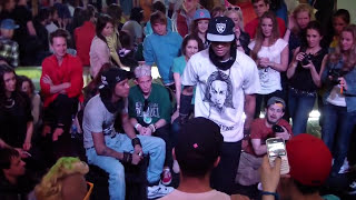 LES TWINS FREESTYLE at Afterparty in Russia, Saint-Petersburg!