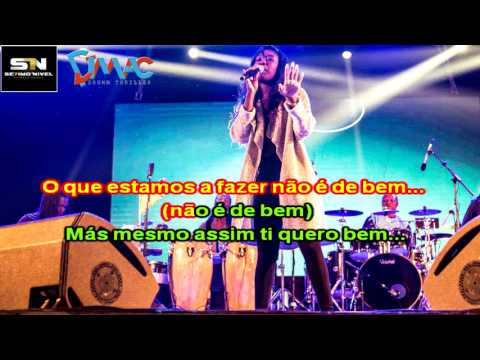 Euridse Jeque   No que Vair Dar  karaoke Official By Dj I Mac