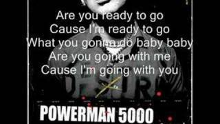 Powerman 5000-When world