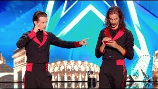 Meet The Demented Brothers on France's got talent !