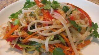 ~thai Noodle Salad~