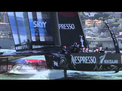 Replay  LOUIS VUITTON CUP   RR1   RACE 2