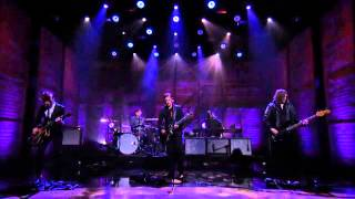 "Interpol ""My Desire"" 12/15/14 Live at Conan"