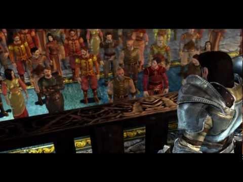 Dragon Age Origins Cutscenes (HD) compilation