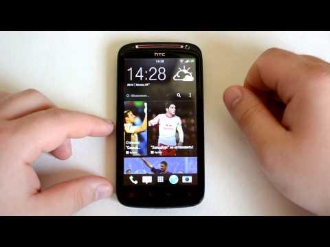 Обзор прошивки ViperS 5.0.0 beta  Sense 5.0 на HTC Sensation (XE)