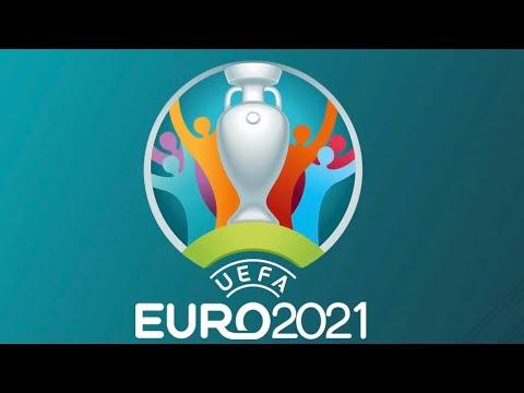 UEFA EURO 2021 - HALBFINALE: Auslosung - YouTube