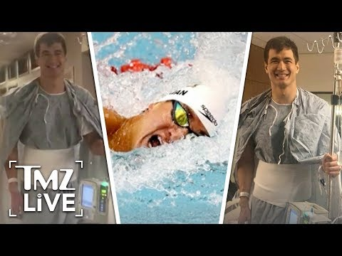 Team USA's Nathan Adrian Diagnosed with Cancer | TMZ Live