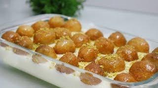 """""""শানধার মাহলাব"""" সেরা চমক II Shaandaar Mahlab Middle East Dessert II Eid Special Recipe"""