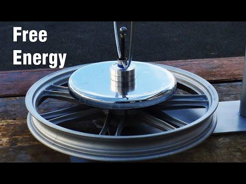Free Energy Generator - Overunity device