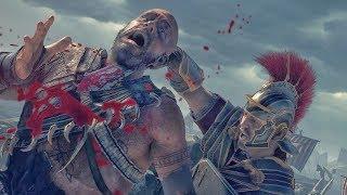 Ryse Son of Rome Story Gameplay: Brutal Kills & Finishing Moves