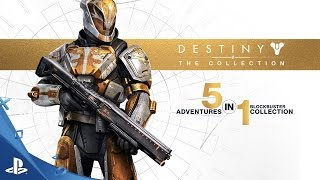 Destiny - The Collection - Official Trailer | PS4
