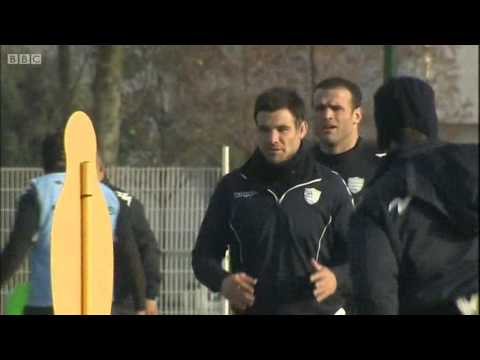 BBC Wales Today 17 01 2014 Rugby