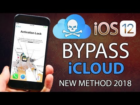 iOS 12 Bypass iCloud Activation Lock on iPhone & iPad - Permanent FIX Sim Not Supported