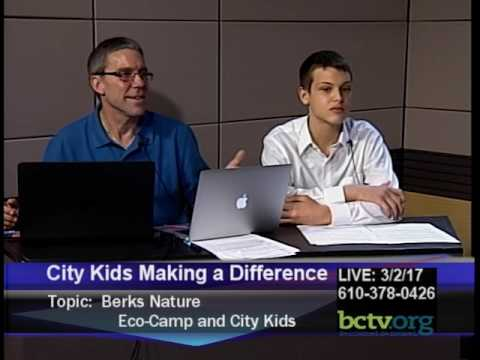 Berks Nature's Eco-Camp and City Kids 3-2-17