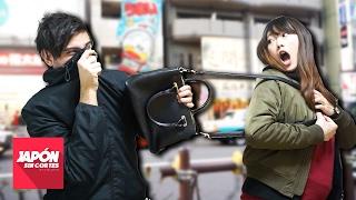 EN JAPÓN SÍ SE ROBA: ¿QUIÉN Y CÓMO?