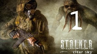 S.T.A.L.K.E.R. Clear Sky:  #1   Master Difficulty   Blind Let
