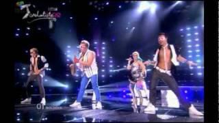 SAXOPHONE GUY REMIX! Moldova Eurovision 2010