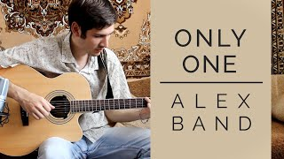 Dmitry Pimonov - Only One (Alex Band) [Fingerstyle Guitar Cover] (+Tabs)