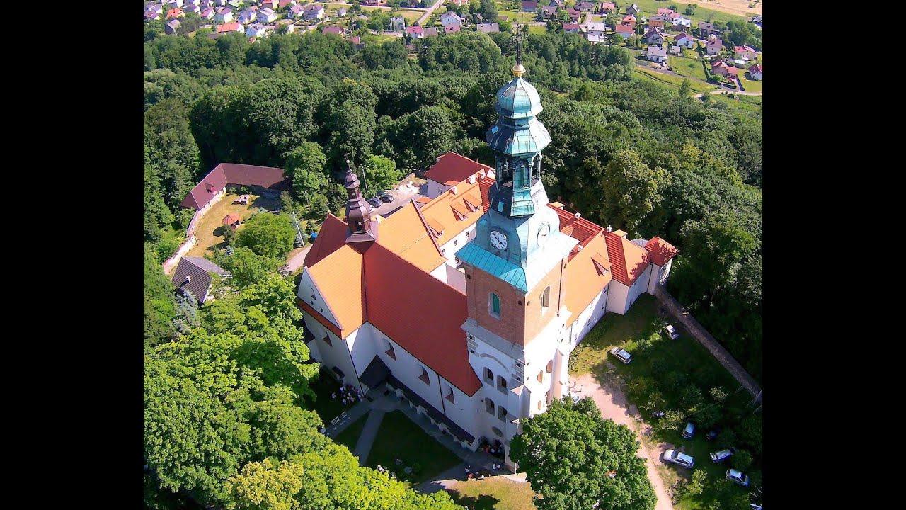 Klasztor Oo Bernardynow Alwernia Malopolska 06 2015 Youtube