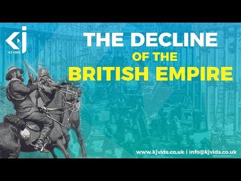 Decline of the British Empire
