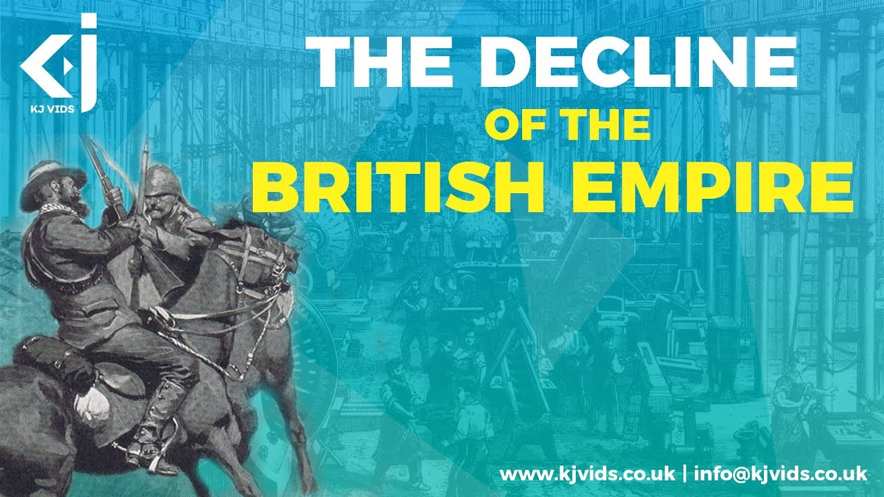 the decline of the british empire Decline of the british empire after world war ii economic downfall after wwii what started this decline it has been shown that the start of britain's economic downfall was due to the impact of world war ii.