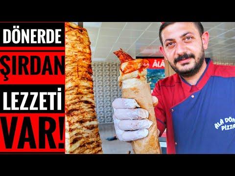 10 YAŞINDA BAŞLADIM BU İŞE !! | Sacda Efsane Tavuk Döner | Sokak Lezzetleri | Street Food