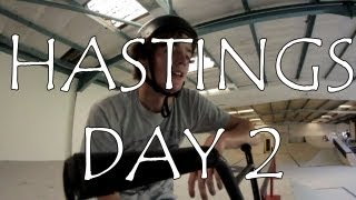 Webisode 7: Hastings Day 2