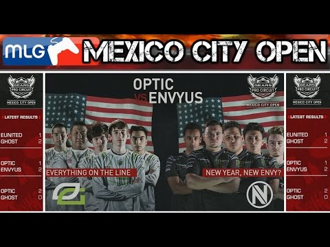 GEARS OF WAR 4 | MEXICO CITY GRAND FINALS | Optic Gaming vs Team Envyus (EPIC!)