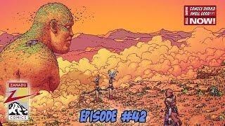 Zanadu Comics 9/2-Sacred Heart, 8House, Daredevil, Miracleman, Suicide Squad, Material +more!