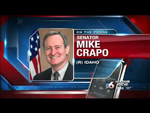 Sen. Mike Crapo apologizes for drinking and driving