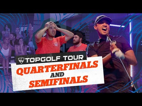 Who Will Advance To The Topgolf Tour FINALS? | $50,000 On The Line!