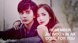 "Video remember ; (seo jin woo and lee in ah) ♥ ""come for you"" download MP3, 3GP, MP4, WEBM, AVI, FLV Januari 2018"
