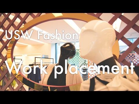 Fashion work placement at Harvey Nichols
