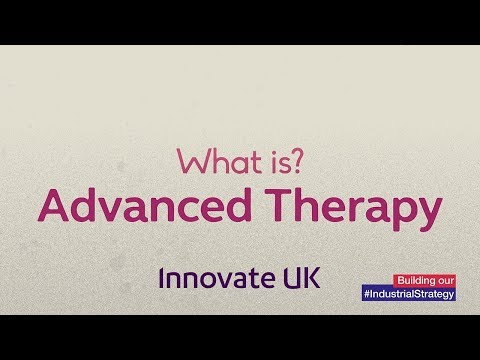 What is Advanced Therapy?