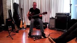 Michael Manring Master Class Part 1