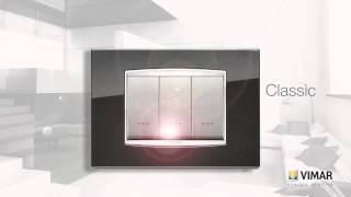 Eikon Lusso e tecnologia domotica a quattro dimensioni by Vimar