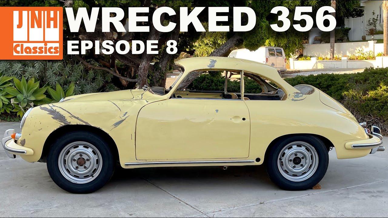 Download Wrecked Porsche 356 - (Episode 8) Door Frames and Windows