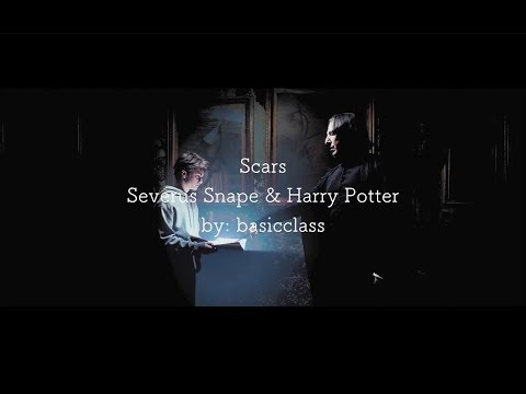 [HP][snarry] Scars