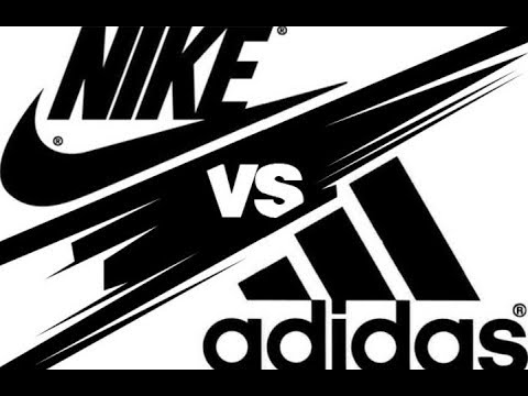 Adidas schuhe VS Nike schuhe YouTube