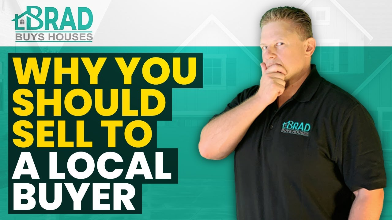 Why You Should Sell to a Local Home Buyer