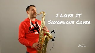 Kanye West & Lil Pump ft. Adele Givens - I Love It - JK Sax Cover