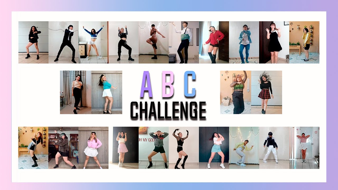 ABC Kpop Dance Cover Challenge [The Essence]