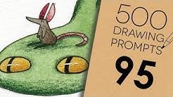 500 Prompts #95 - SLICIN' THE SNAKE