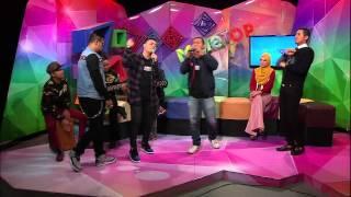 MeleTOP – Persembahan LIVE RJ, Asfan & Sofazr 'Peristiwa' Ep115 [13.1.2015]