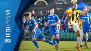 Lech Poznań - Vitesse Arnhem 2:0 (skrót)