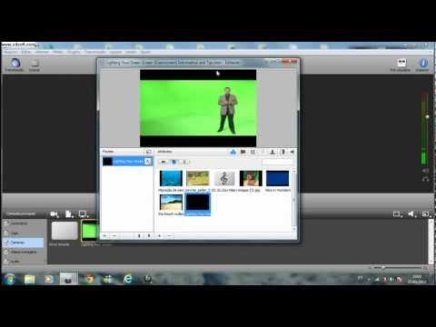 Tutorial Wirecast - Efeito Chroma Key