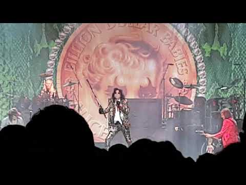 Alice Cooper Birmingham Arena November 2017(12)