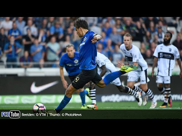 2016-2017 - Jupiler Pro League - 07. Club Brugge - AS Eupen 3-2