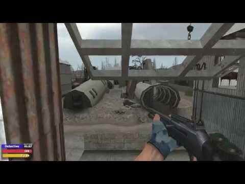 Garry's Mod - Trouble In Terrorist Town (TTT) - Fire Hazard