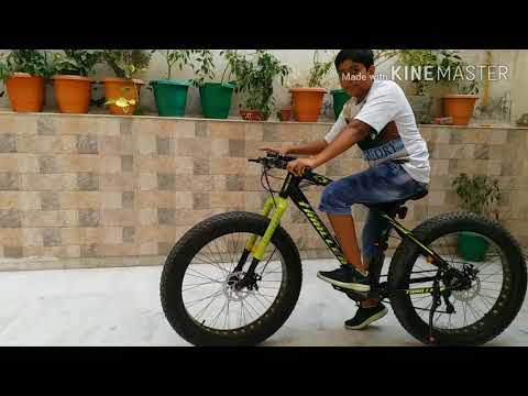 How To Do Stoppie Or Rooling Skit On A Fat Bike